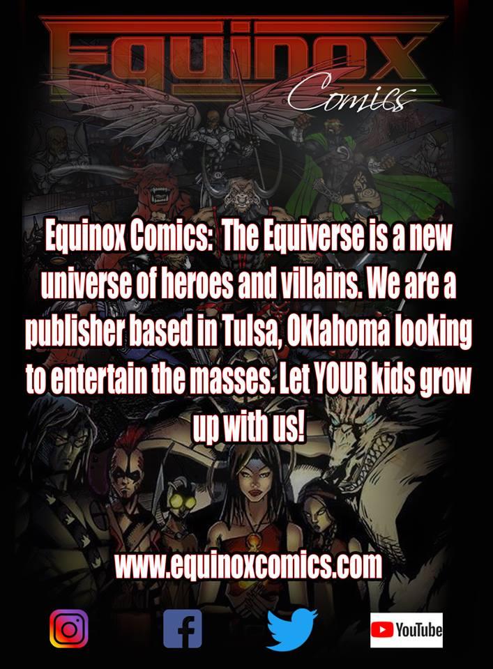 equinox comics