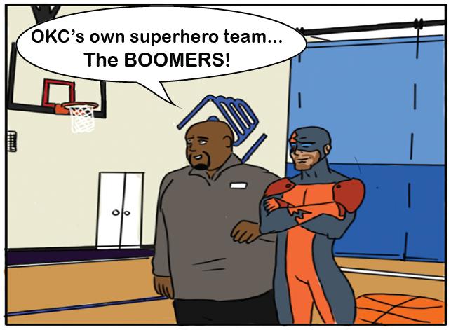 boomers 9