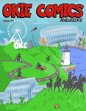 OkieComics3 Cover email